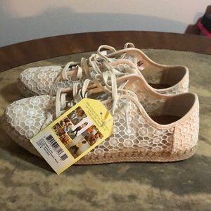 Toms Mosaic Mesh Espadrilles Sneakers